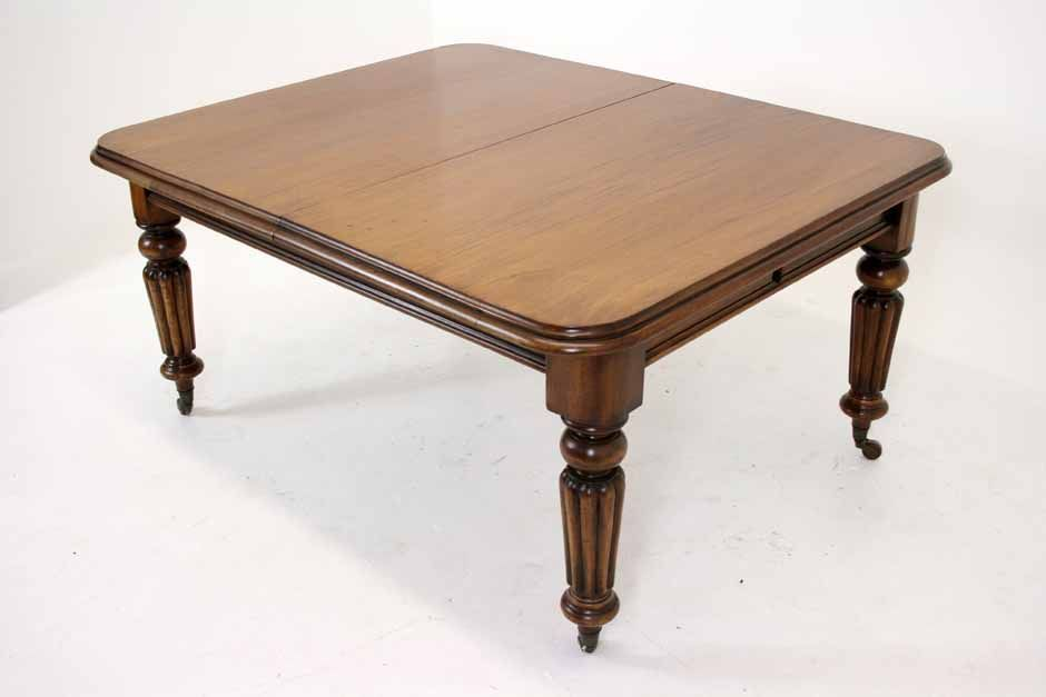 C Antique Scottish Victorian Mahogany Dining Conference Table W - Ebay conference table