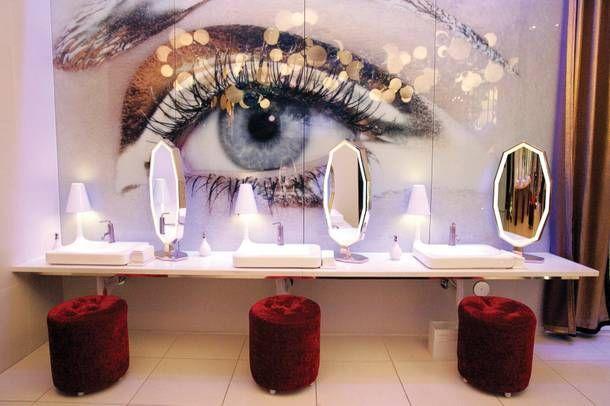 Vanity Nightclub Bathroom vanity nightclub has probably the best restroom in the country but