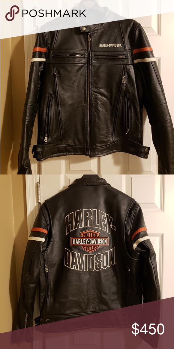 FINAL PRICE DROP! NWOT Harley Davidson Jacket Harley