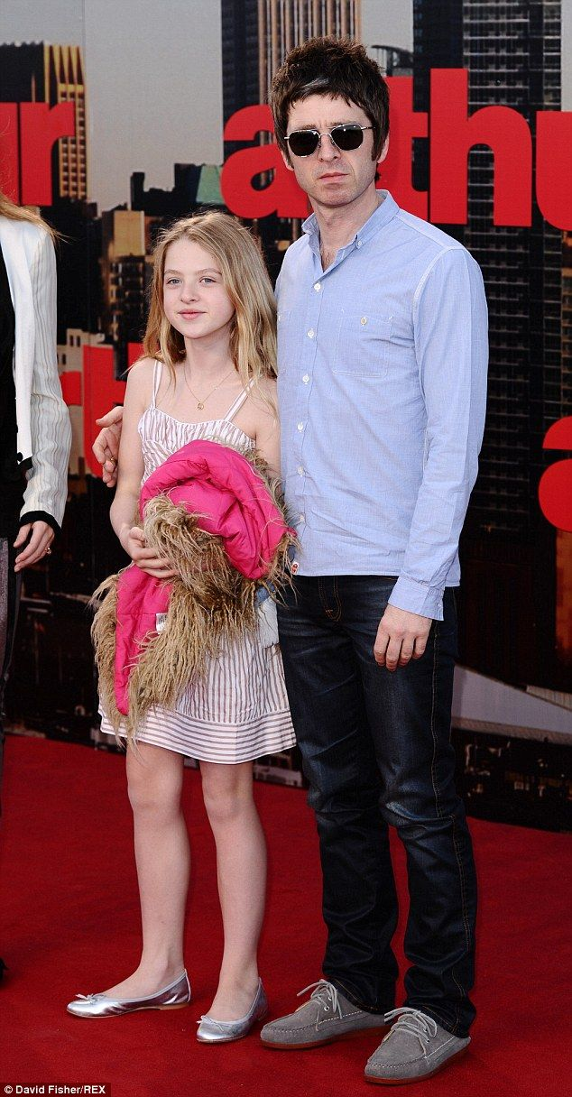 Noel Gallagher's daughter Anais furious he turned down X ...