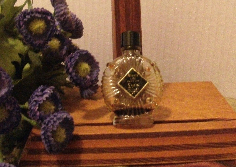 Vintage Lyric Private Life Perfume Bottle 1 3 Fluid Oz Empty Etsy Perfume Bottles Perfume Vintage Perfume