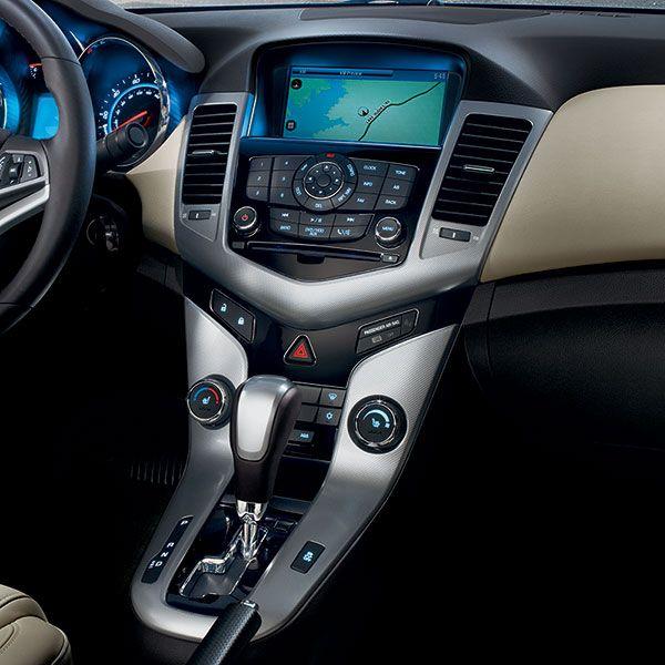 2015 Cruze Interior Trim Kit Z Spec Satin Nickel 6 Speed Automatic 95375044 Chevy Cruze Accessories Chevrolet Accessories Cruze
