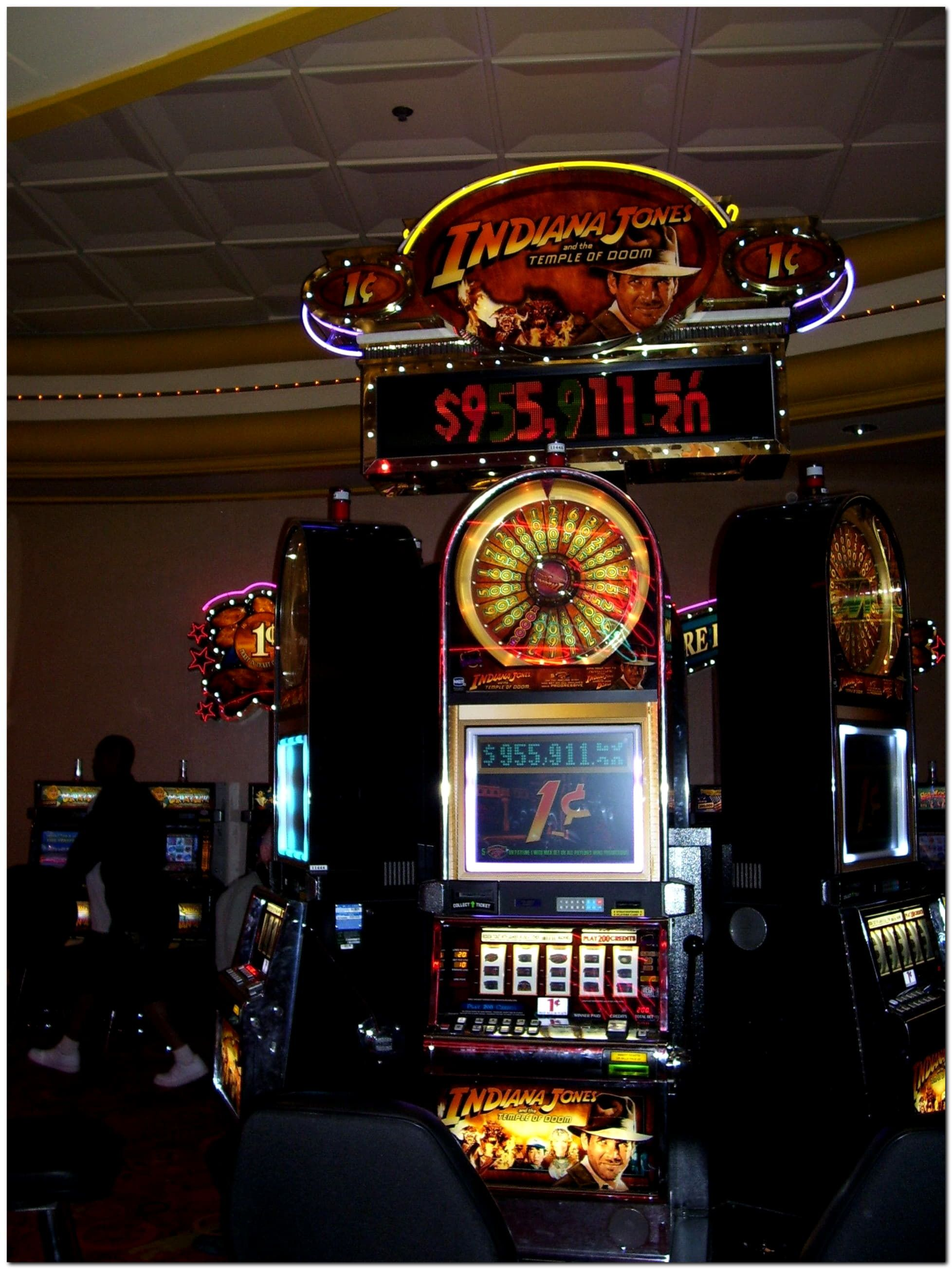 Casinos that accept visa