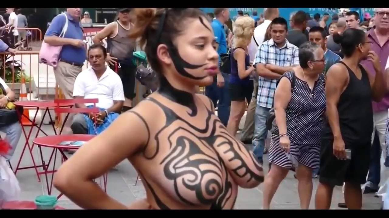 best world body art   top body painting