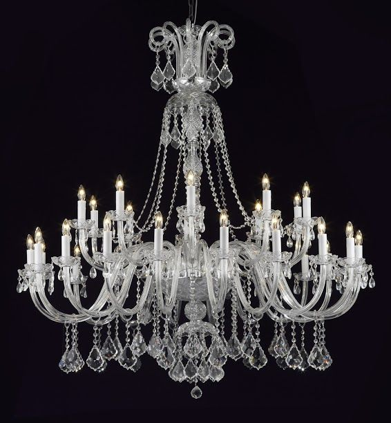 A80 117 30c Royal Collection Royal Collection Chandelier Crystal Chandelier Crystal Chandelier Lighting Candle Styling