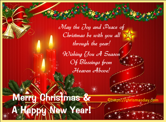 Christmas Greetings Messages For Friends | Christmas Greetings ...