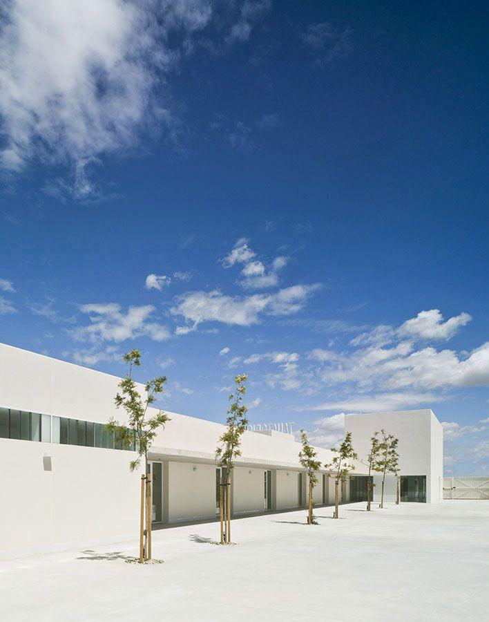 Martin Lejarraga. Arquitecto | Tanatorio Campo de Cartagena
