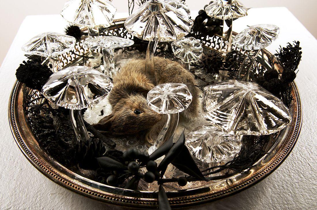 Gallery - jennifer schinzing sculpture- More Fire Glass Studio