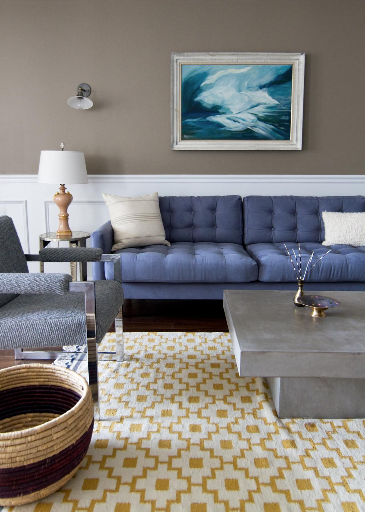 Fool Proof Paint Colors That Will Sell Your Home Taupe Living RoomCouches
