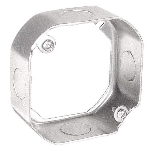"""Decorative Junction Box Covers 4"""" Octagon Extension Rings Garvin Industries 4"""" Octagon Extension"""