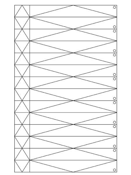 Photo of Mit Anleitung: Geometrische Lampe aus Papier  | Wohnidee