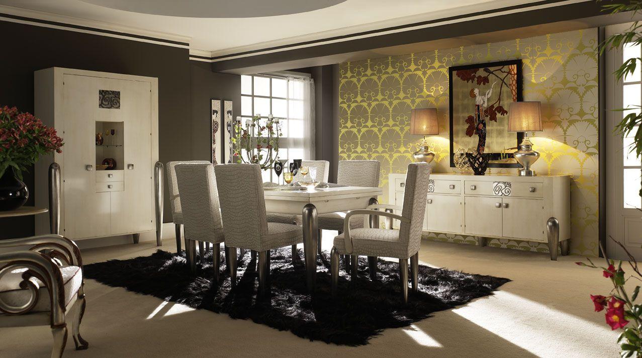 Comedores de alta decoración - Fabricación a medida | Ideas ...