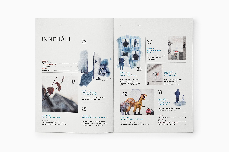 Bedow Examples Of Work Vem Skyddar Mig Fran Vald Graphic Design Books Booklet Design Fun Website Design