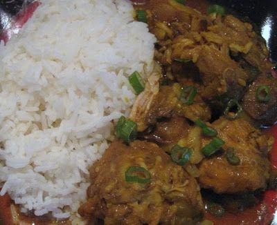 Big Bold Beautiful Food Coleens Jamaican Chicken Curry Amia