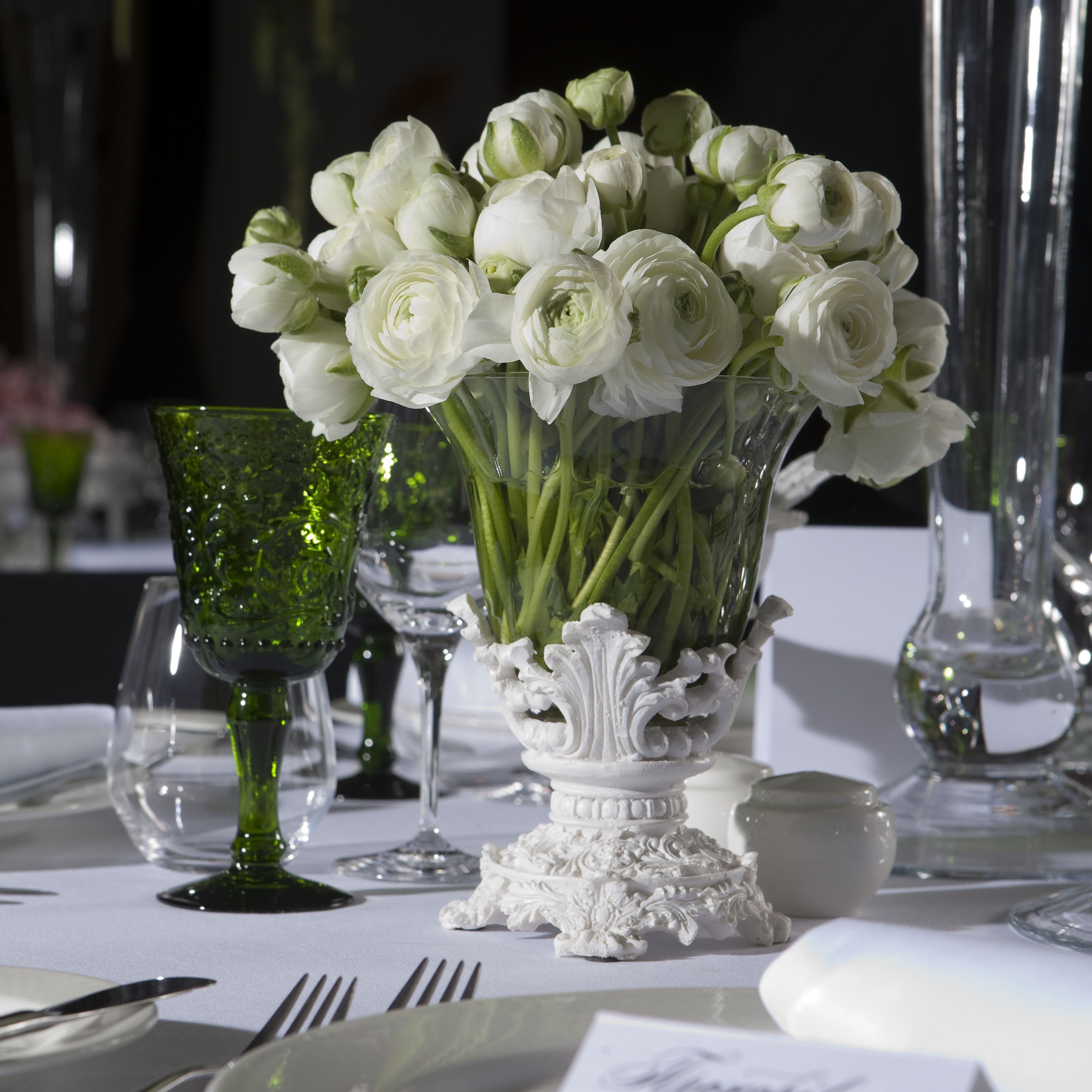 Wedding decoration ideas simple  flowers for tables at wedding reception  receptiontable  Table