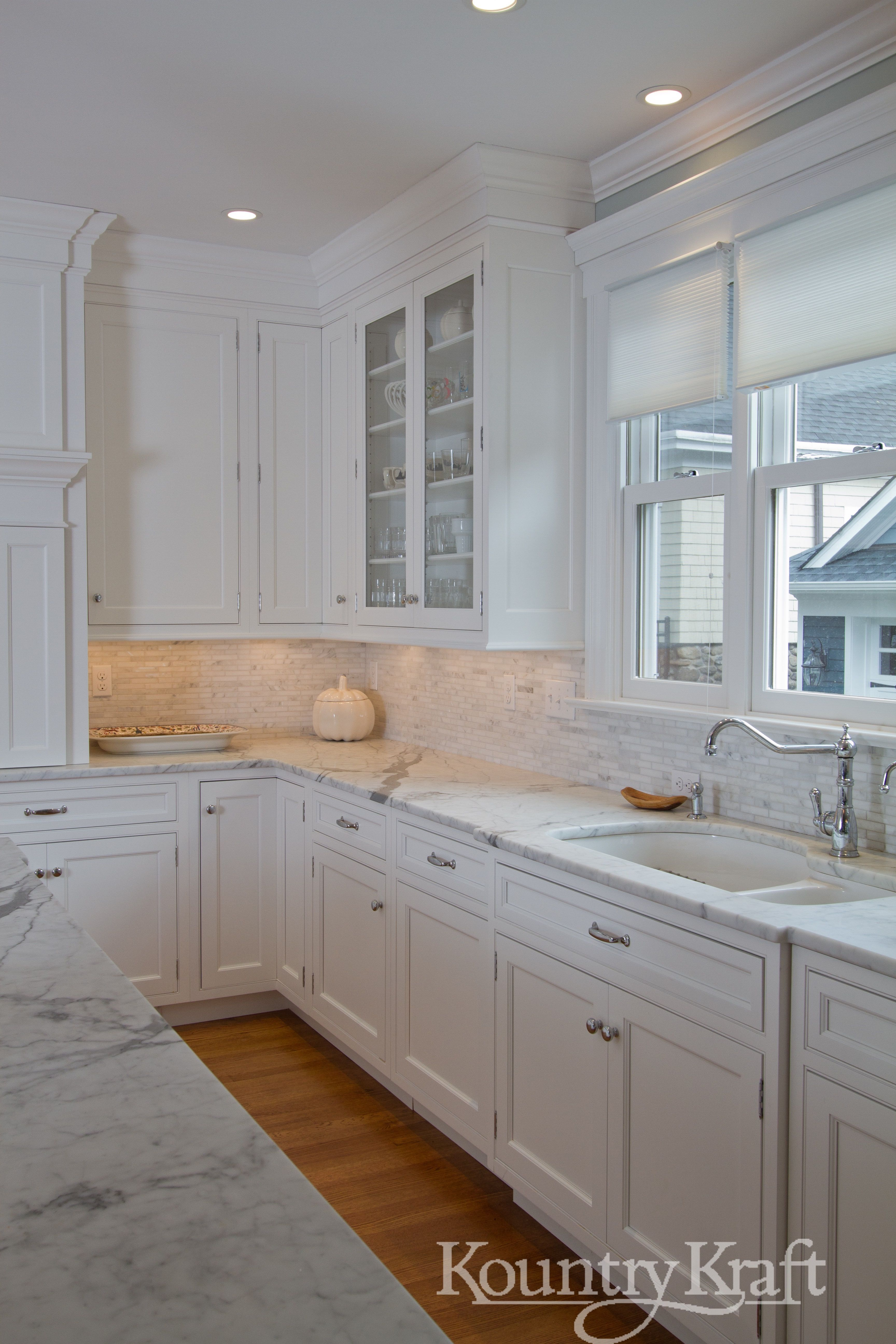 Custom Kitchen Cabinets designed by James Kershaw CKD of James Kershaw Associates in North Haledon NJ. This transitional kitchen includes door style and is ... & Custom Kitchen Cabinets designed by James Kershaw CKD of James ...