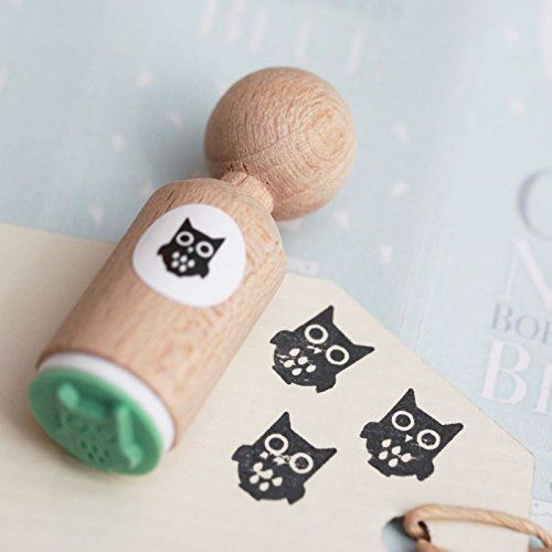 Owl Rubber Stamp Very Mini Craft Scrapbooking Stamping You Can Find Out More Details At The Link Of The Image Rubber Stamp Crafts Mini Craft Crafts