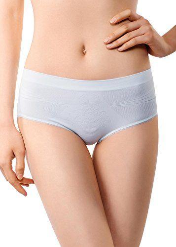 f4da3b08462a1 MD Womens Shapewear Compression Underwear Shaping Briefs Rear Bottom Shaper  Large Lotus Green