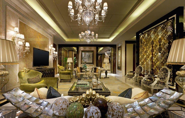 Italian Style Interior Design Ideas Classy Living Room Ita