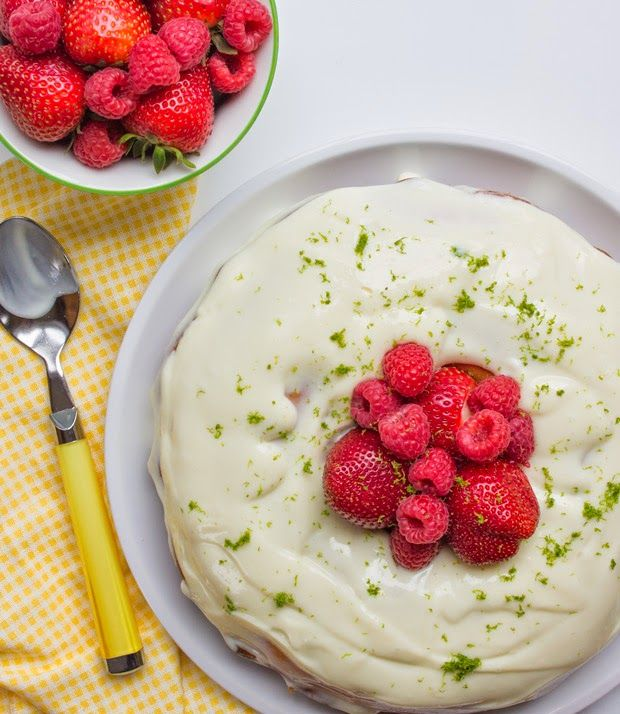 A simple coconut milk cake recipe and a way to impress a friend - Molly Mell