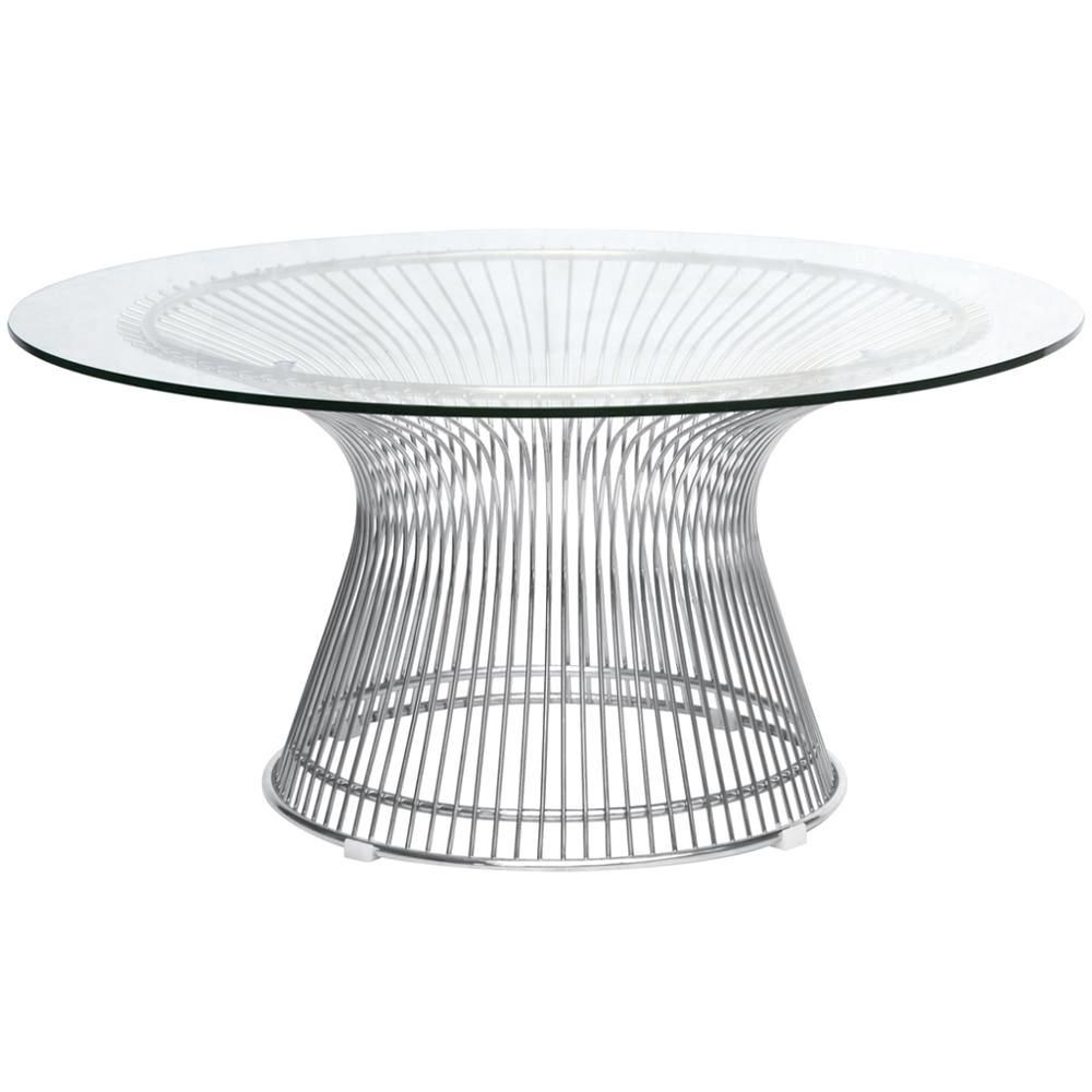 Wire Side Table Silver Side Coffee Table Silver Side Table