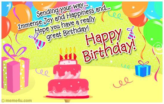 Best Happy Birthday Card