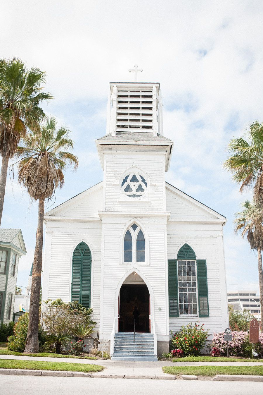 Galveston Texas Wedding From Steve Lee Photography