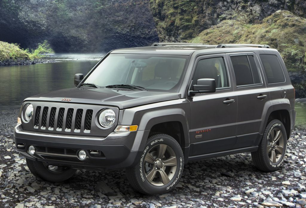 "2016 Jeep Patriot ""75th Anniversary"" (MK) '2016 Jeep"