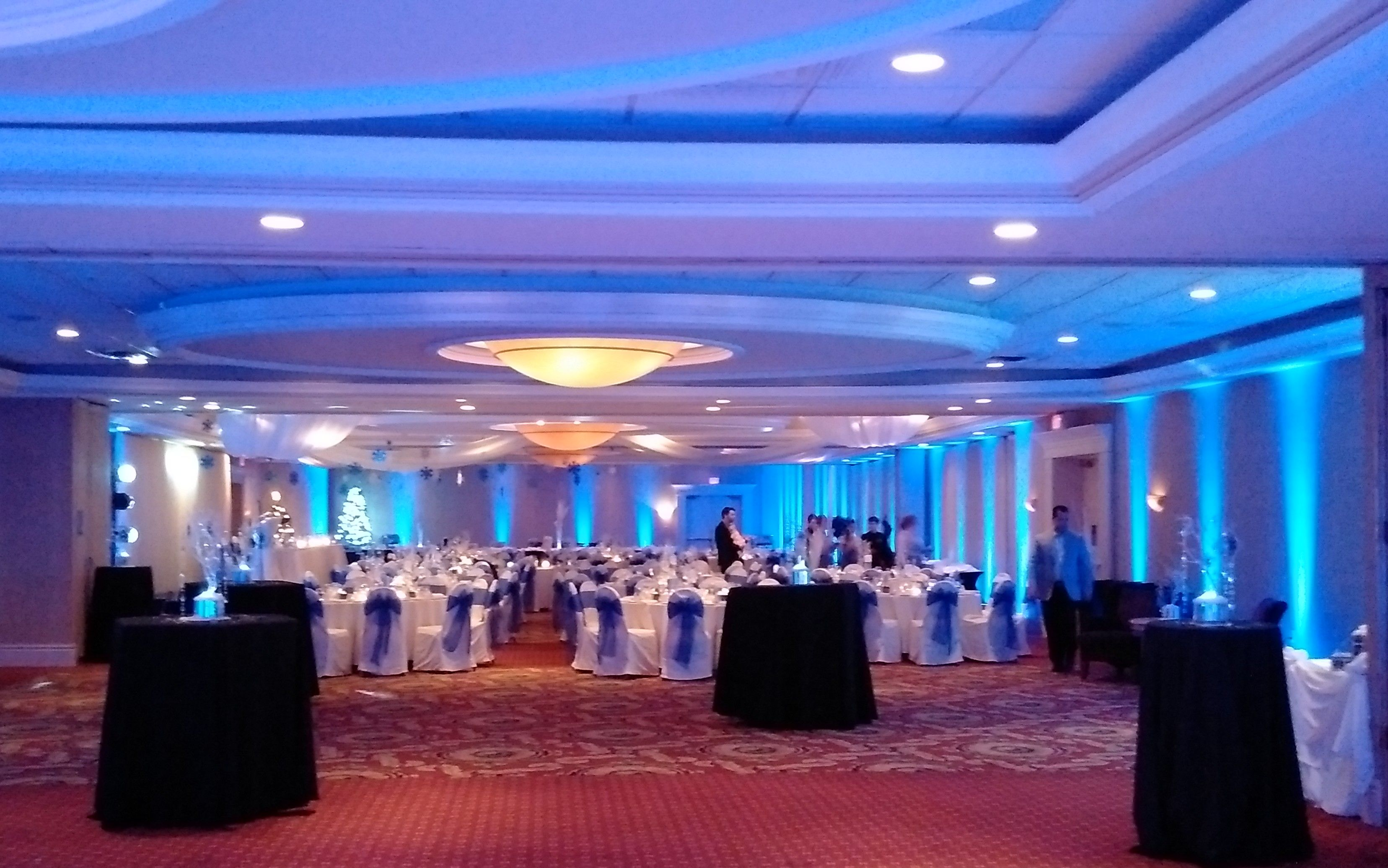 Wedding Reception Holiday Inn Suites In St