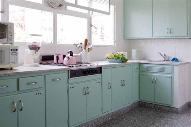 Claves para elegir el piso de la cocina | El piso, Colores para la ...