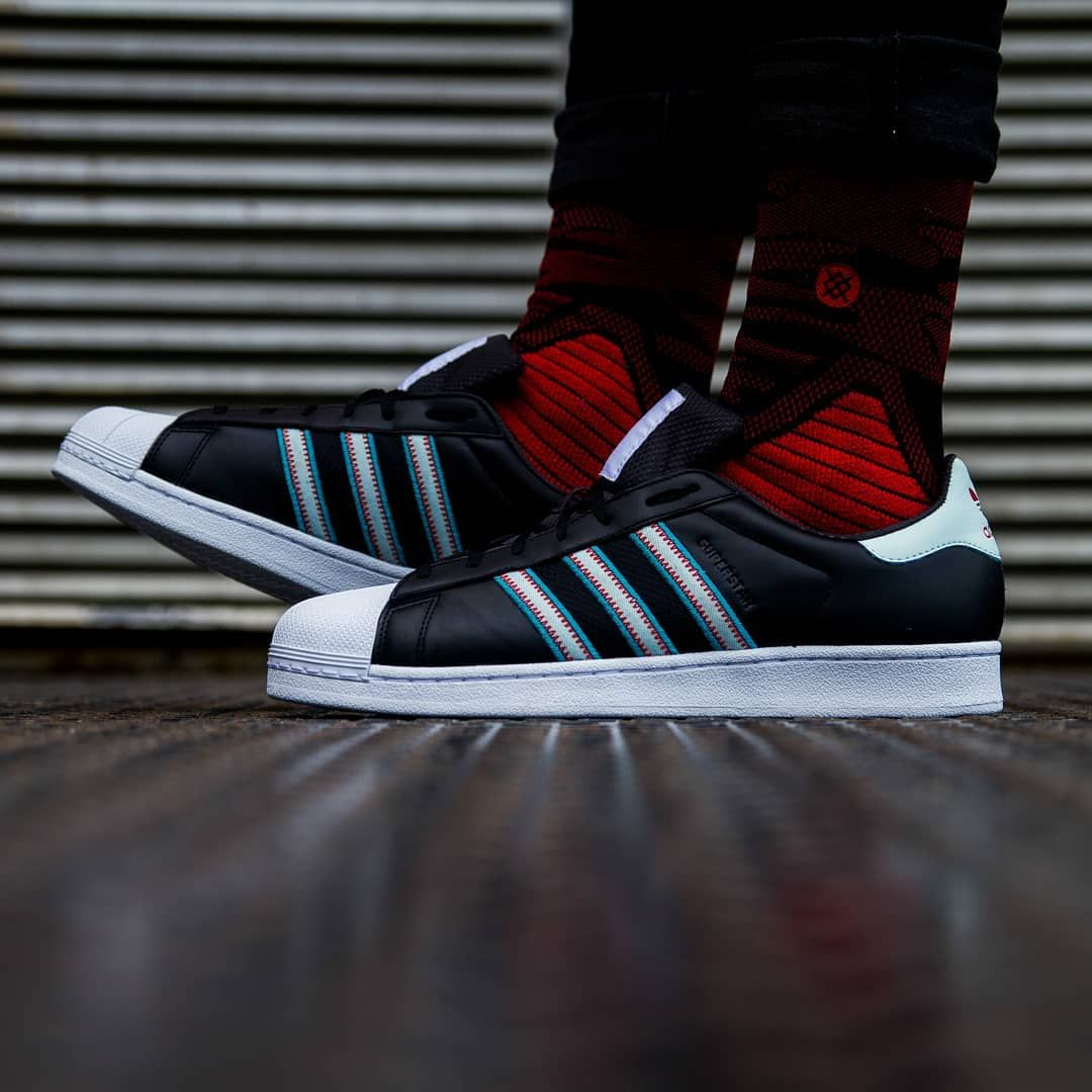 New adidas Superstar available in BUZZ
