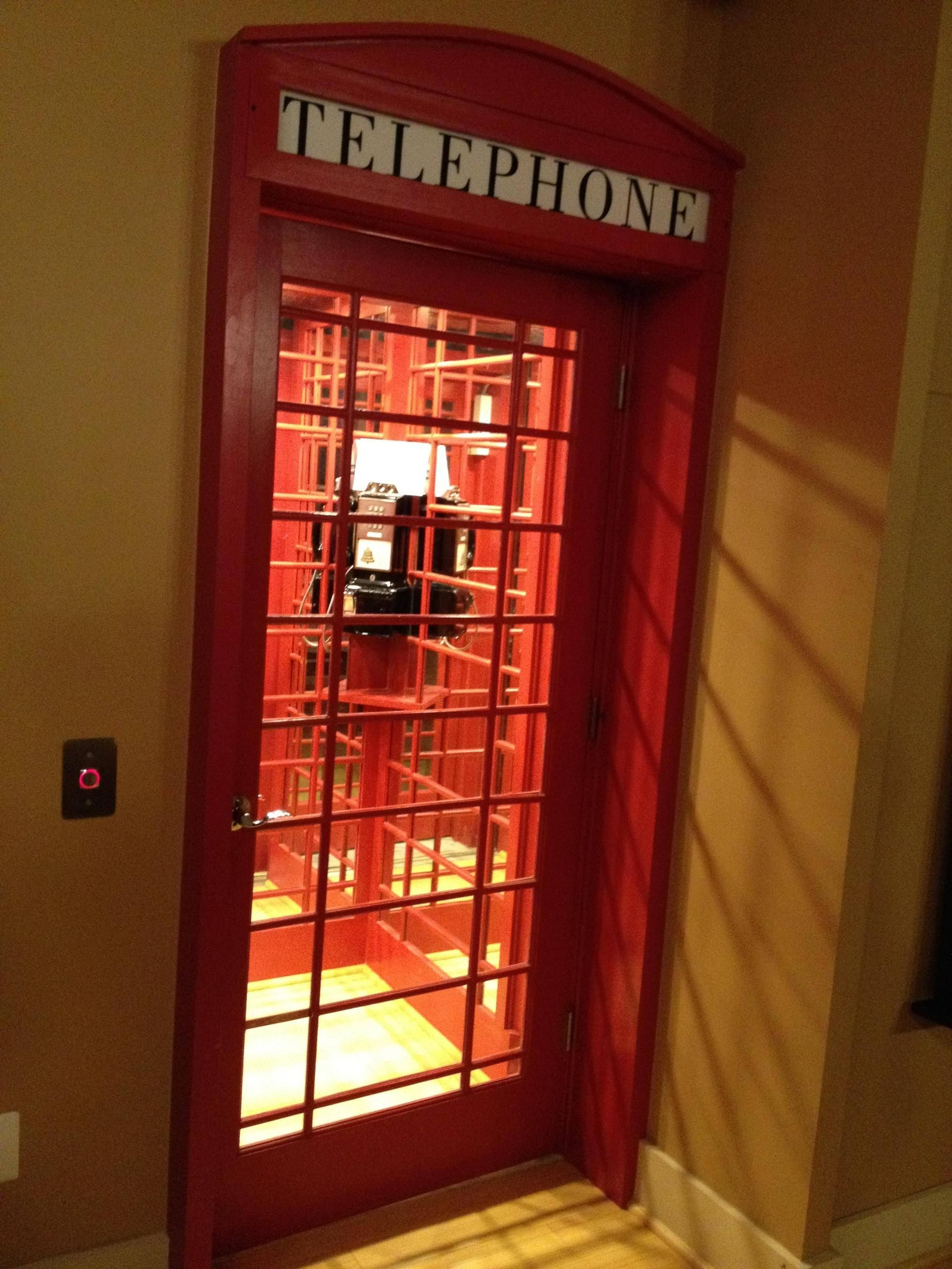 If I ever need an elevator in my house, this is happening.