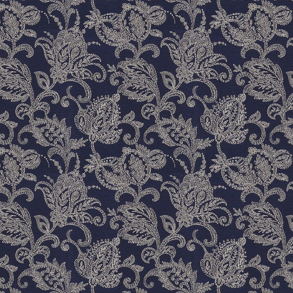 Gabriella Navy Fabric (With images) Navy fabric, Fabric