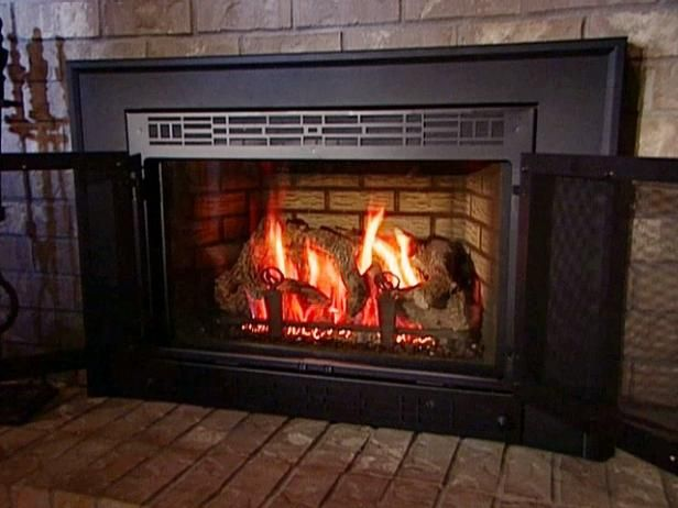 Converting A Wood Fireplace To Gas Can Add Warmth And Value To