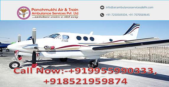 Panchmukhi Air and Train Ambulance Services Pvt. Ltd