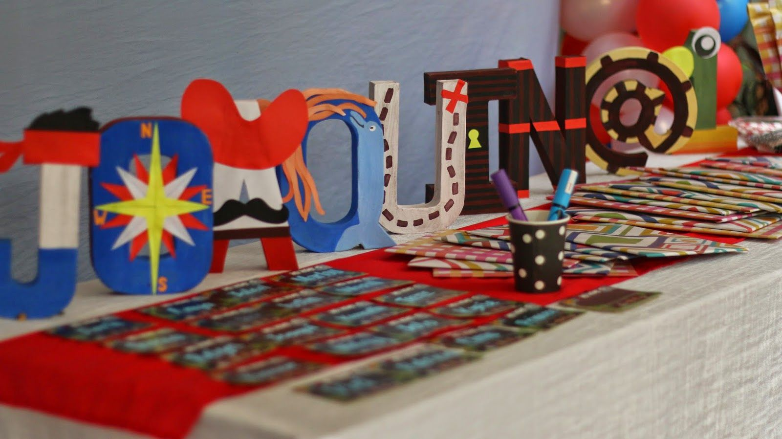 Craft Board letters