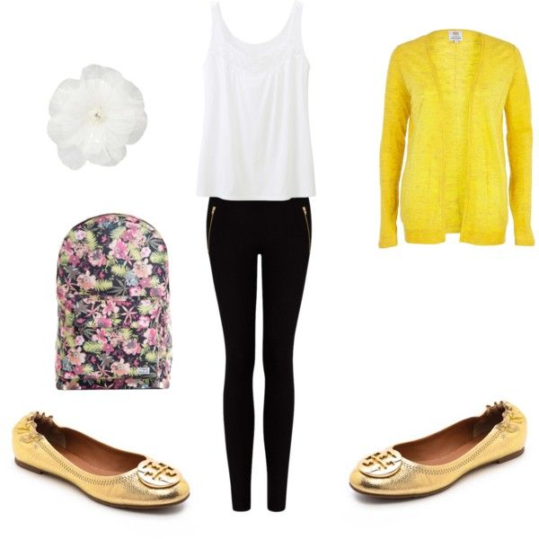 Quinn Fabray Inspired Outfit~ Glee