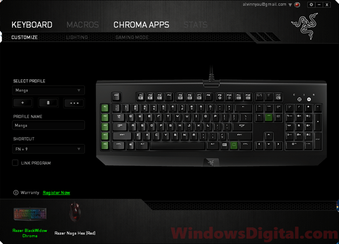 Use this fix if Razer Synapse not working or not detecting keyboard