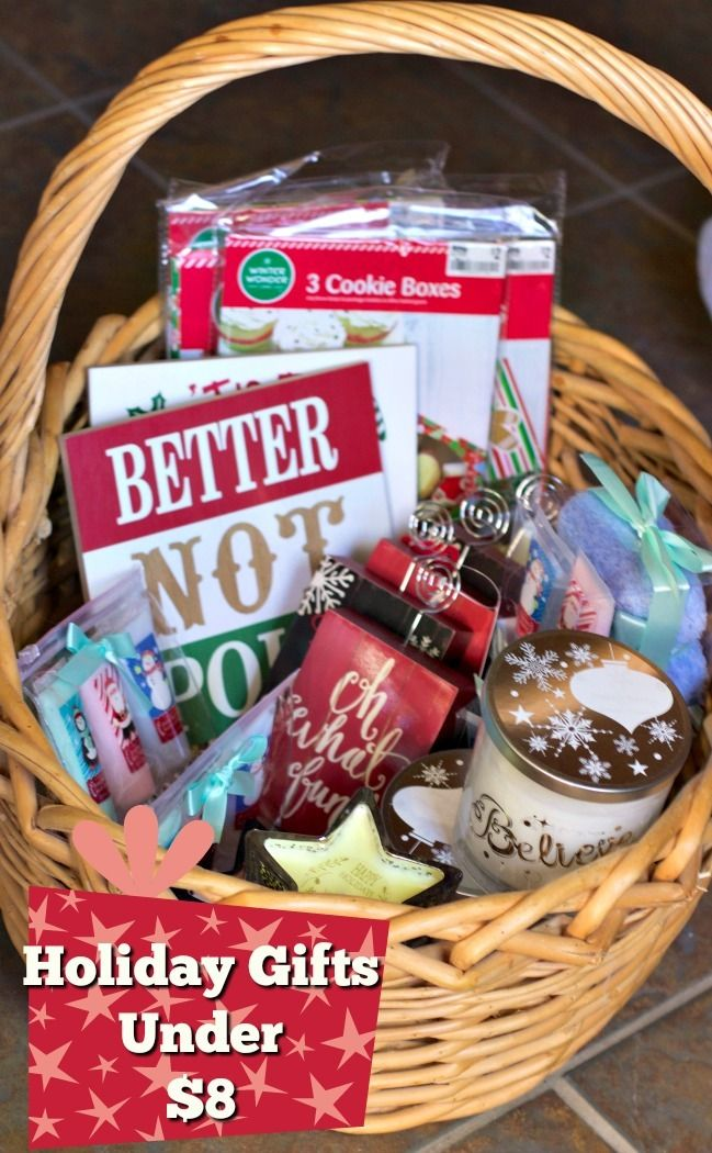Exceptional Christmas Party Prize Ideas Part - 4: Cookie Exchange Party Prizes U0026 Christmas Gifts Under $8