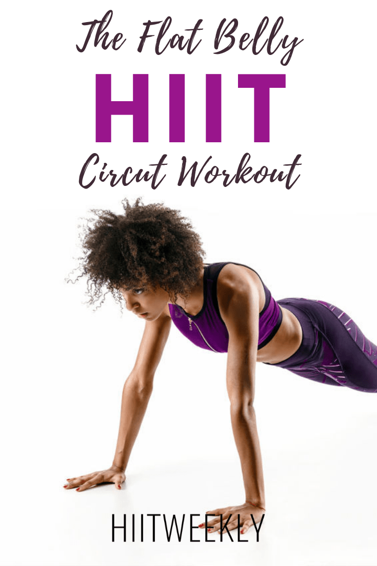 Beginners Complete Hiit Circuit Workout For Women Tabata Work Outs Workouts Pinterest Check Out This To Get A Flat Belly Its Great Weight Loss And Uses Weights In Full Body