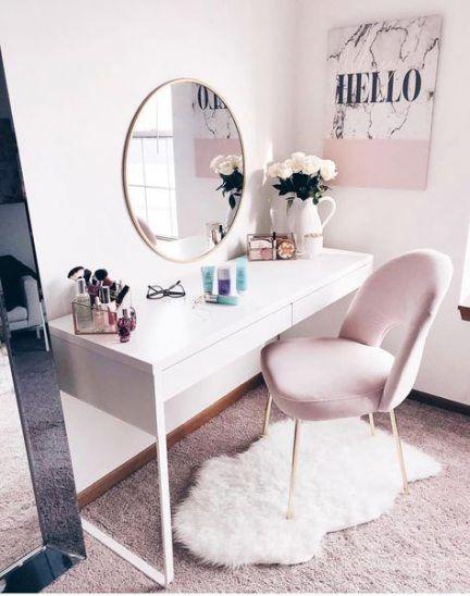 New makeup vanity ideas bedrooms simple Ideas -   10 simple makeup Vanity ideas