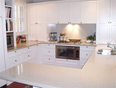 DK Design Kitchens 6600 Nougat | Kitchen benchtops | Pinterest ...