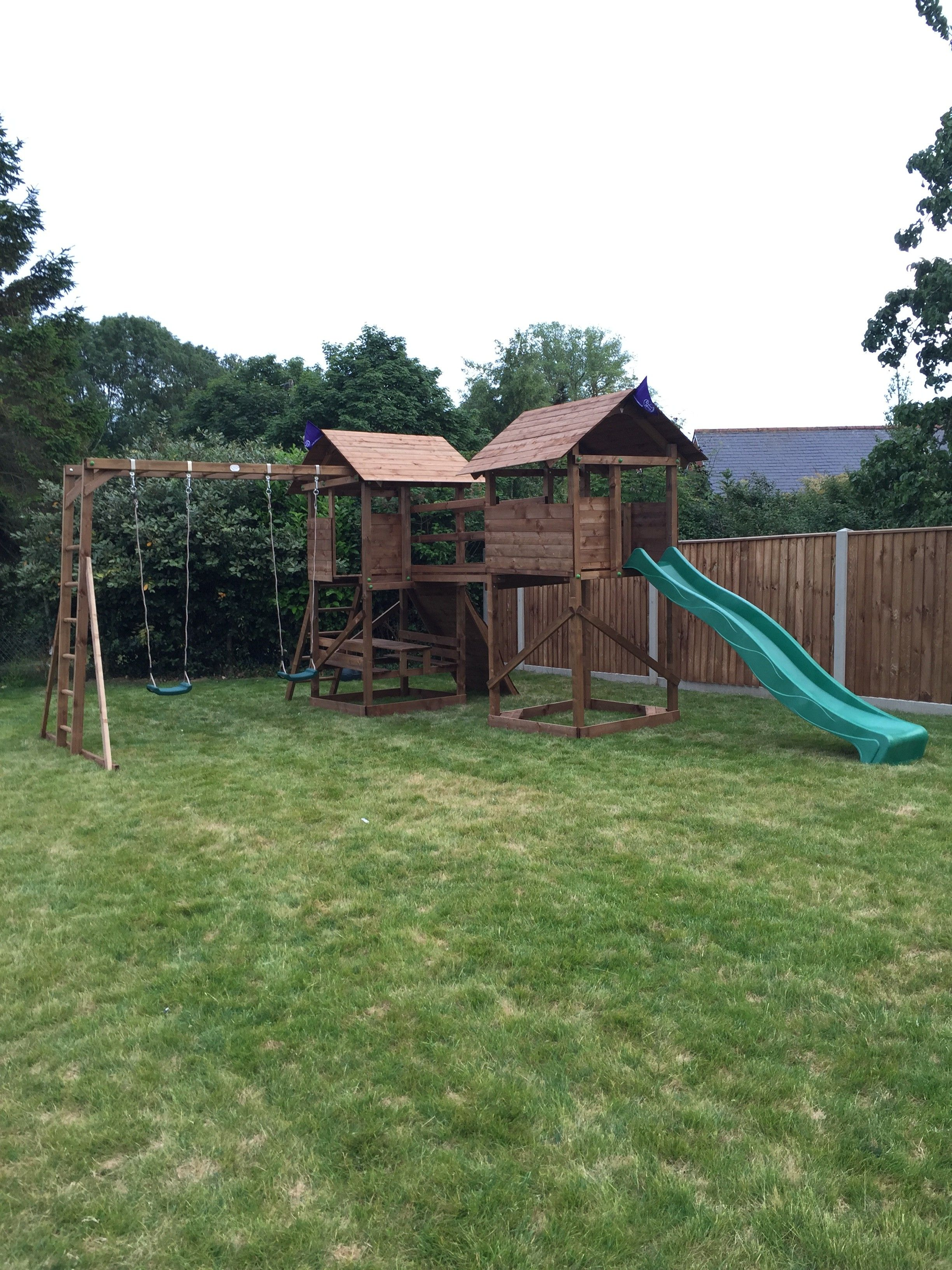 The build quality is very good and very easy to install, the plans ...