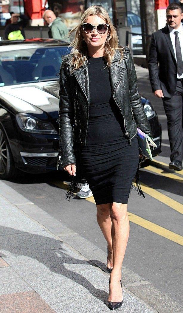 Estilo fashionista: Kate Moss Mais
