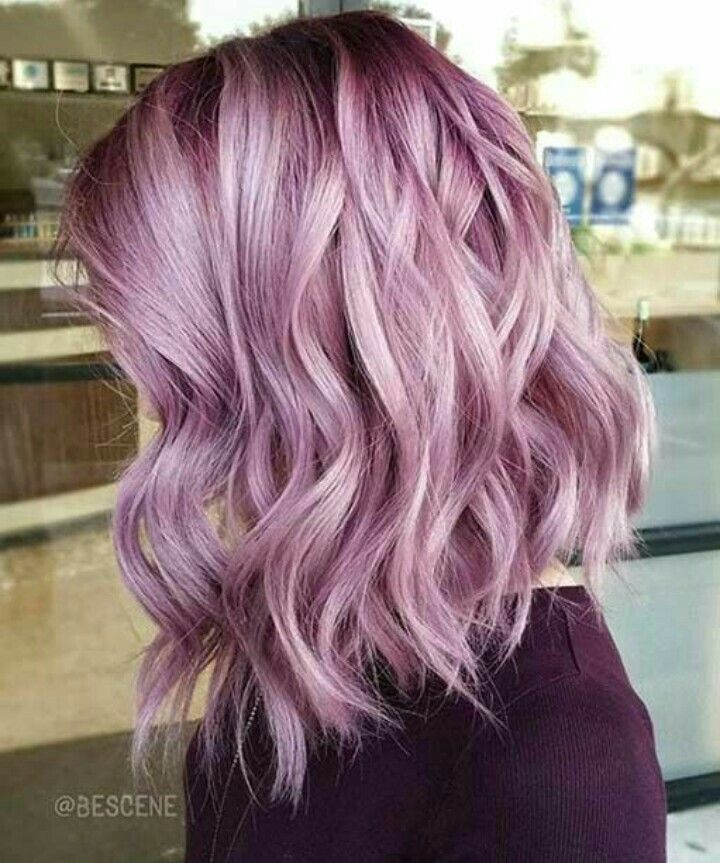 Pin By Cassie Quinn On Colorful Hair Pinterest Hair Coloring