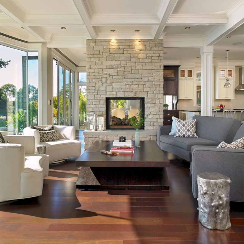 55 Beachy and Coastal Style Living Room Ideas Coastal living rooms