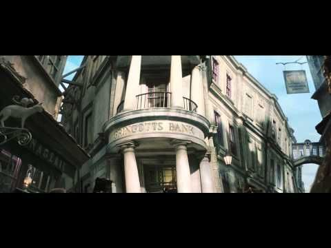 Diagon Alley Trailer 3 Think Again Diagon Alley Wizarding World Of Harry Potter Wizarding World