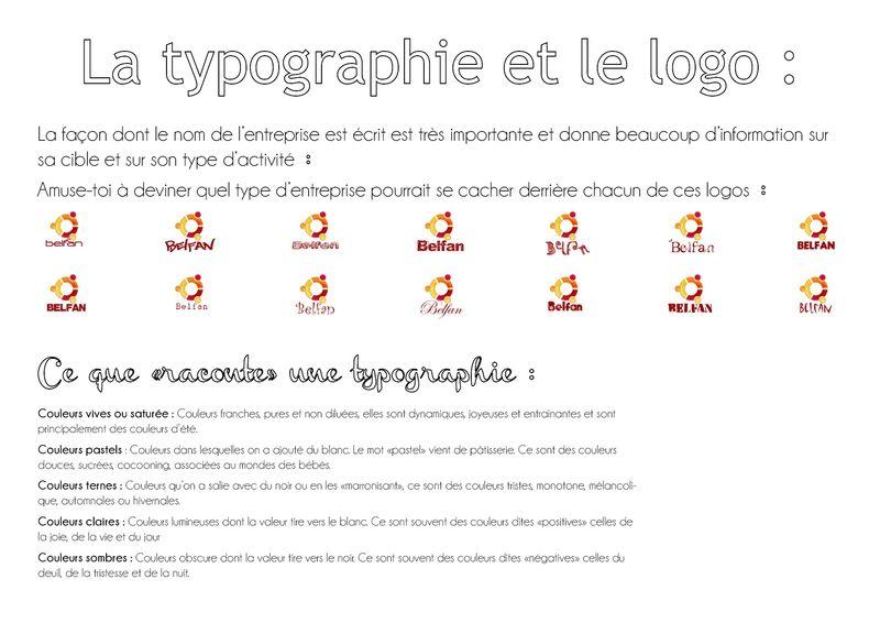 Sequence Sur Le Logo Cours Arts Appliques Art Applique Design De Communication Communication