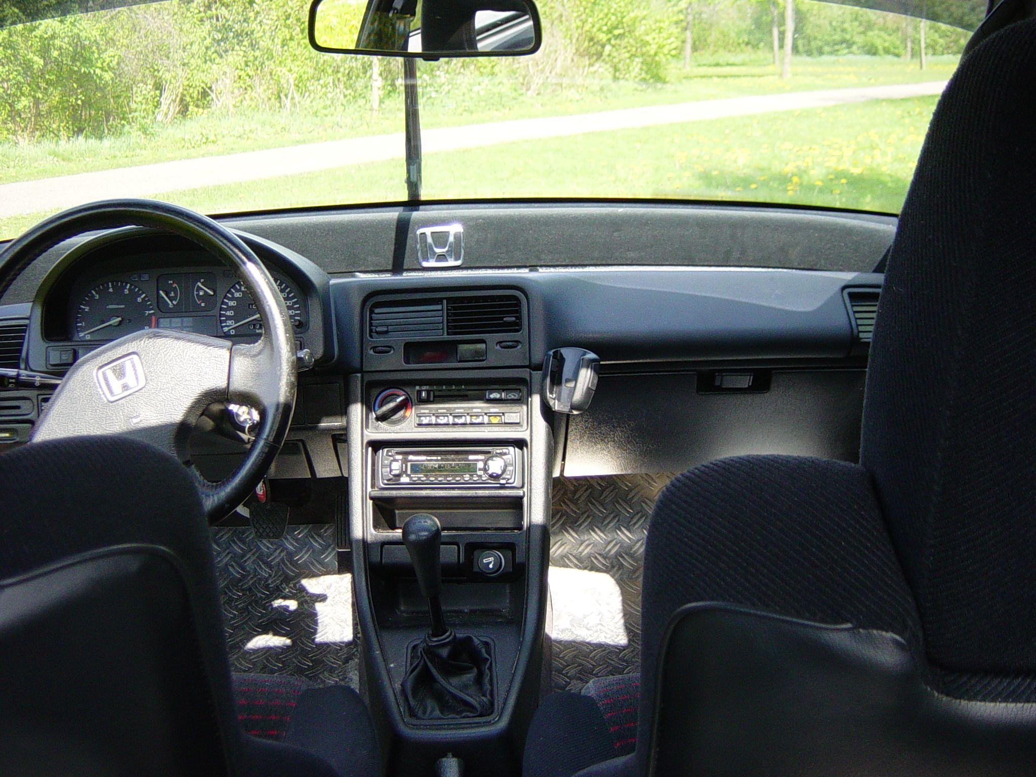 1992 Honda Civic Crx Ed9 M Evolution Pinterest Si