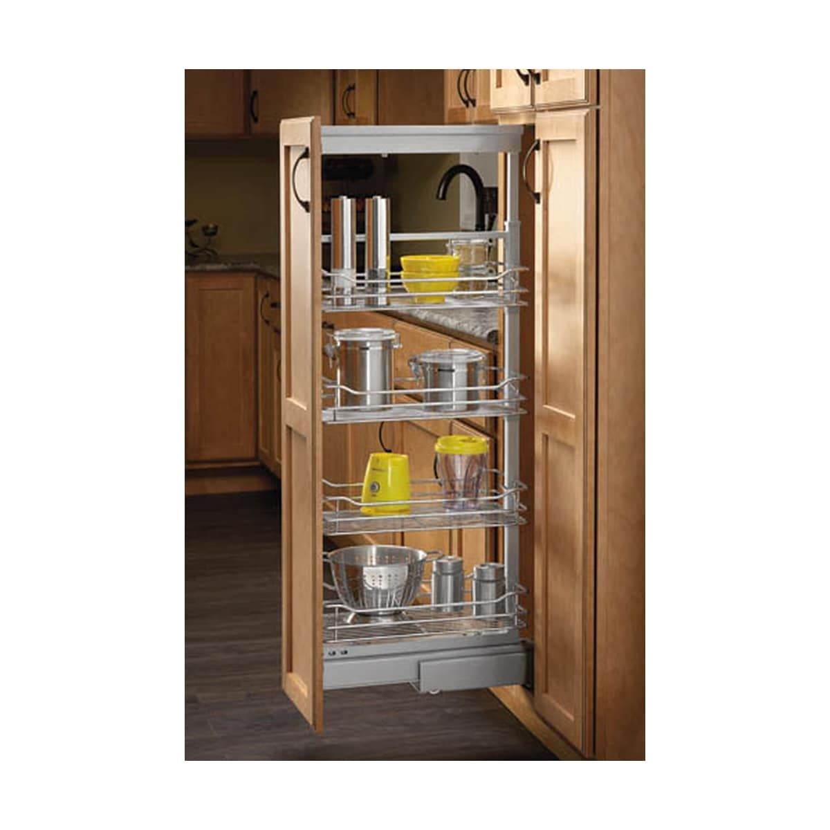 Rev A Shelf 5743 14 1 Build Com Rev A Shelf Pull Out Pantry Cabinets Organization